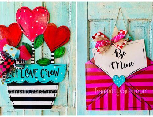 Valentine's Workshops 2 in 1
