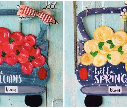 Spring Truck Kits & Door Hanger