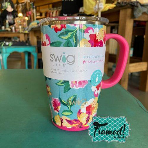 Swig 18 oz. Printed Stainless Steel Mug
