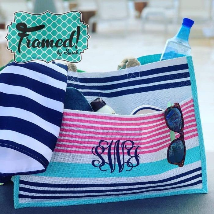 Life's a Beach Monogram Subscription Box