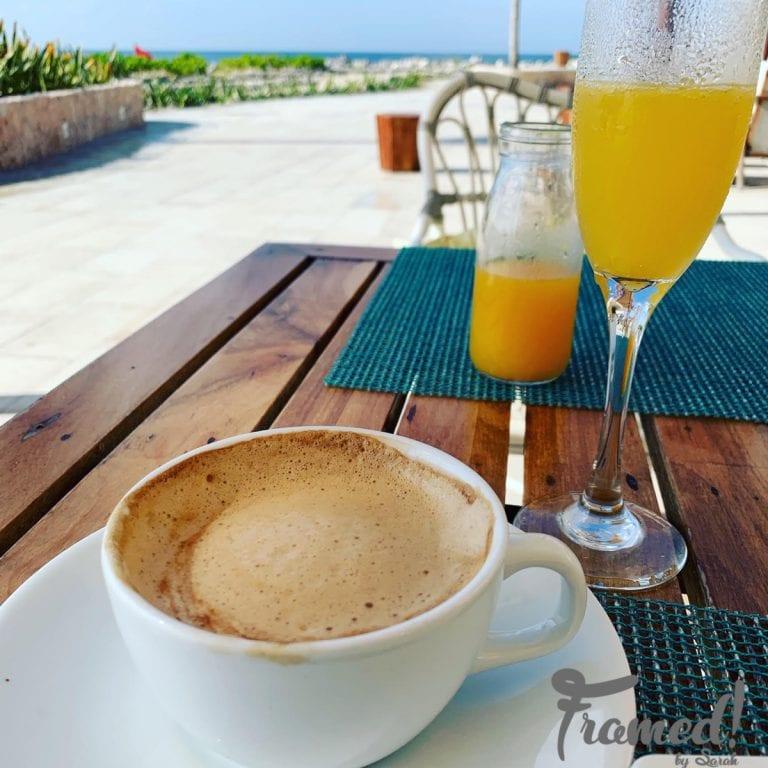 TRS Yucatan Resort in the Riviera Maya, Mexico Framed! by Sarah