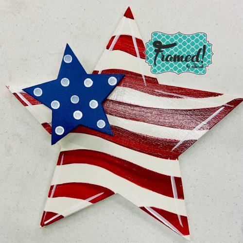 Patriotic Star Attachment