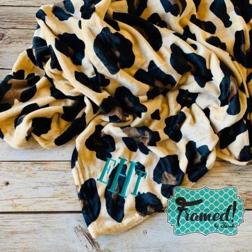 Wild Side Blanket