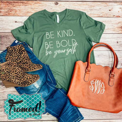 Be Kind- February T-Shirt Club Tee