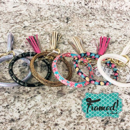 Simply Southern Bracelet Keychain