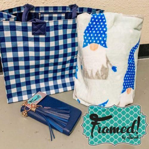 Bag & Blanket Gift Set