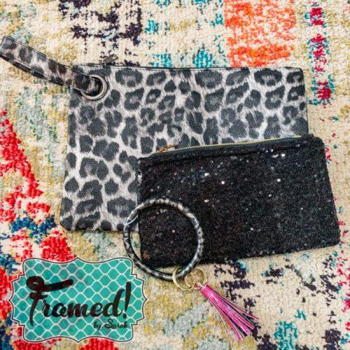Black Leopard Gift Set