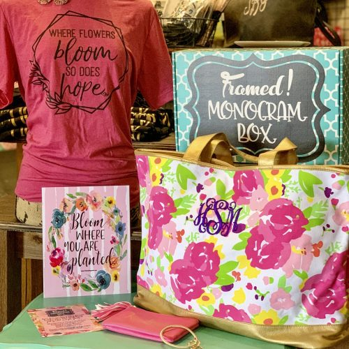 The Ultimate Monogram Box™