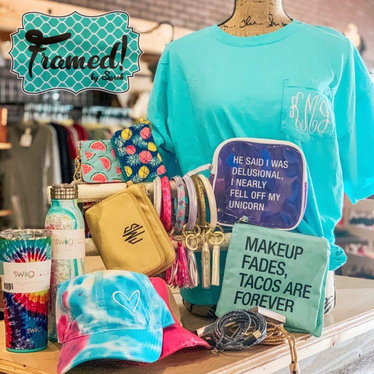 Summer Survival Kit for Teen Girls Framed by Sarah