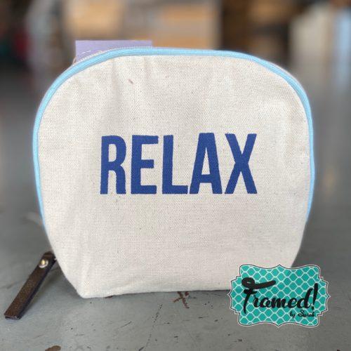 Relax Zipper Pouch