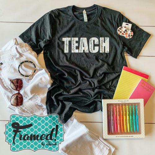 TEACH Graphic Tee